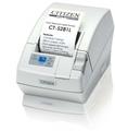 Принтер этикеток, штрих-кодов Citizen CT-S281L - Белый, RS232